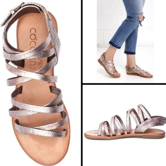 faae21957e290 Coconuts by Matisse Strappy Sandal Size 9. M 5a90384e3b1608fadc9f1841